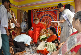 66th Birth Anniversary Celebration of Sri Gurudev Swami Sadhanananda Giri Maharaj and Death Anniversary of Sri Sri Shyama Charan Lahiri